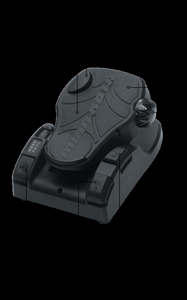Ultrex foot pedal